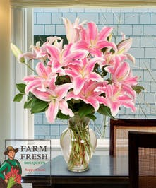 Farm to Vase Bouquet grown in the US!
