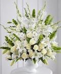 White Urn Design