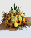 Grand Wrapped Bouquet