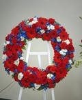 Patriotic - Wreath