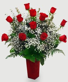 One Dozen Roses Everett & Lynnwood, WA - Same-day Delivery