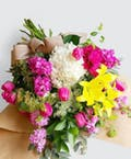 Vintage Wrapped Bouquet