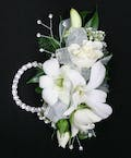 Dendrobium Orchid + Rose Package