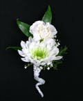 Mixed Floral Boutonniere