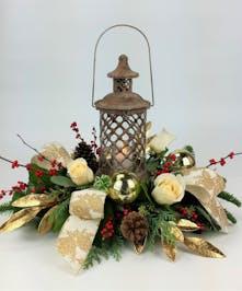 Winter Light Lantern