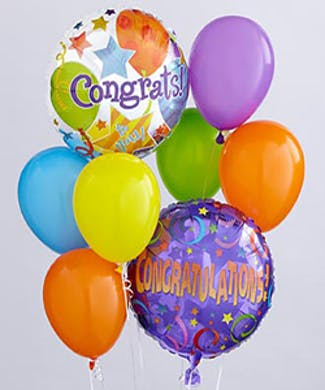 Balloon Bouquets Delivery Everett Lynnwood WA Same Day