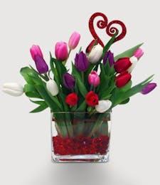 Tantalizing Tulips