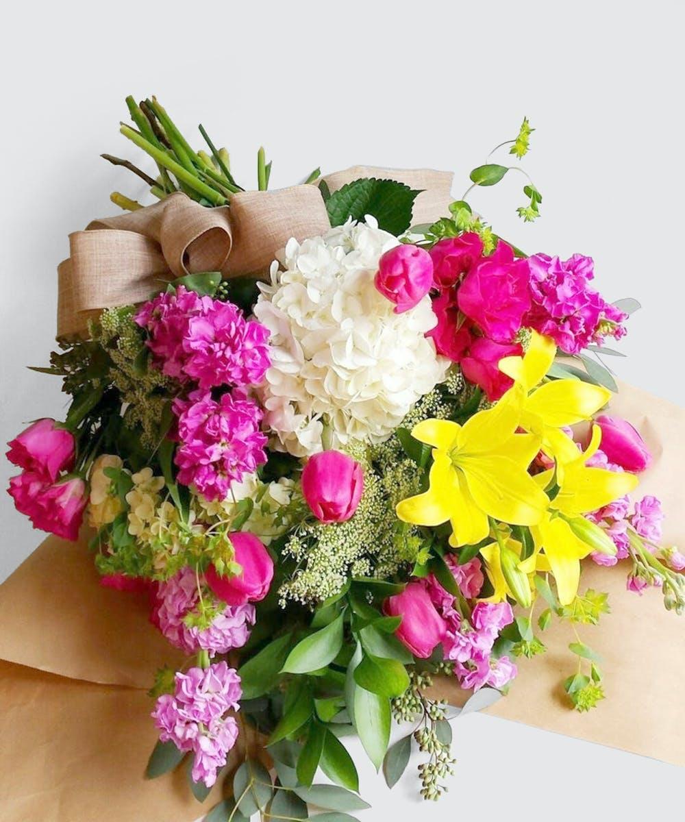 Vintage bouquet izmirmasajfo