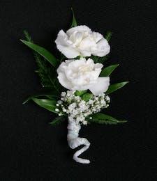 Carnation-Mini Boutonniere