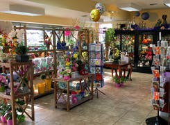 In addition to flowers and plants, Stadium offers a range of gifts and decorations